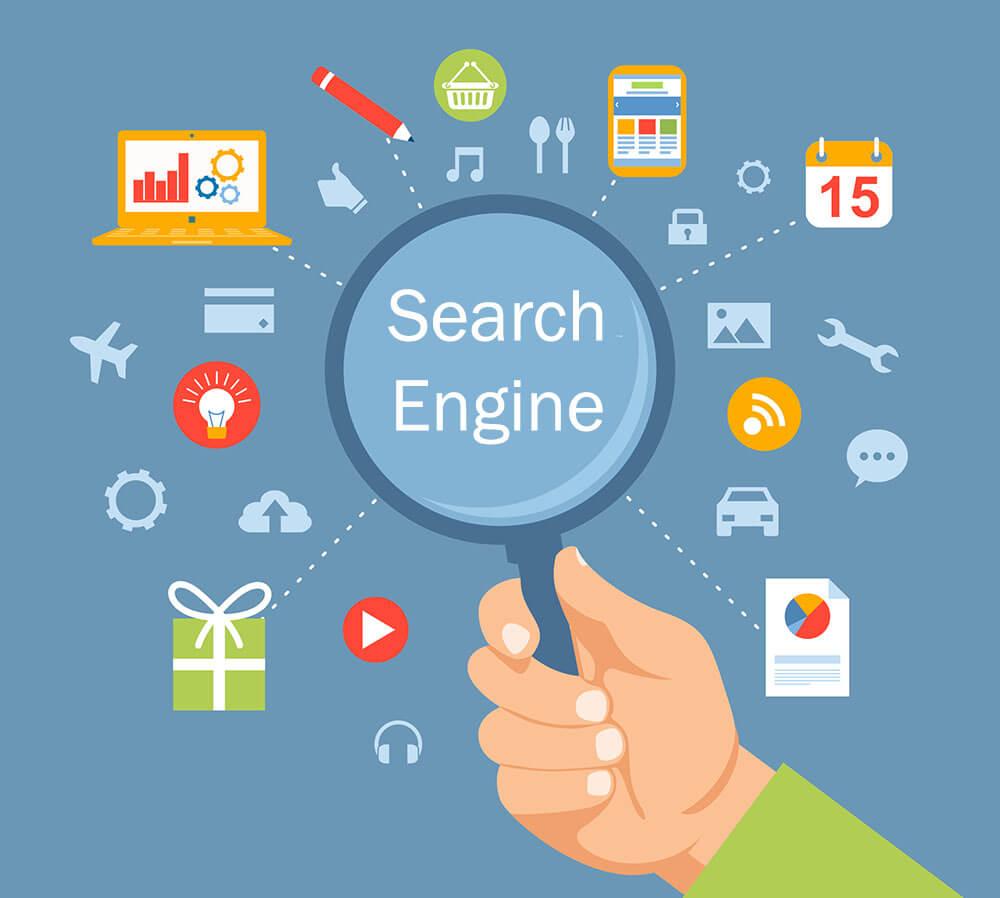 Search engine la gi