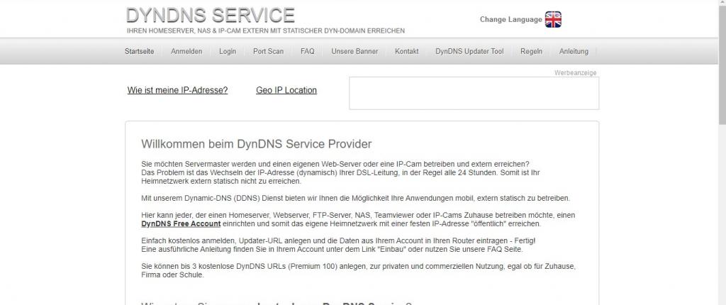 Tạo DNS miễn phí