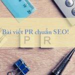 bài viết PR về sản phẩm