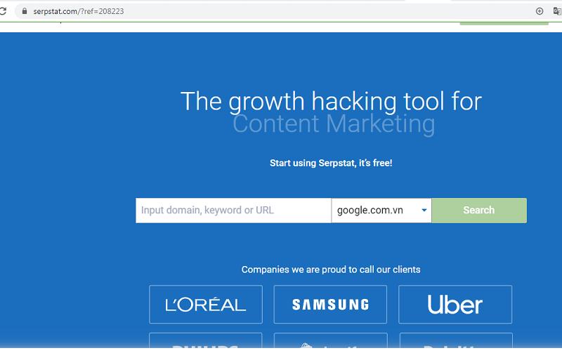 công cụ check thứ hạng từ khóa website