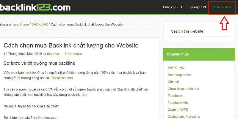 textlink là gì