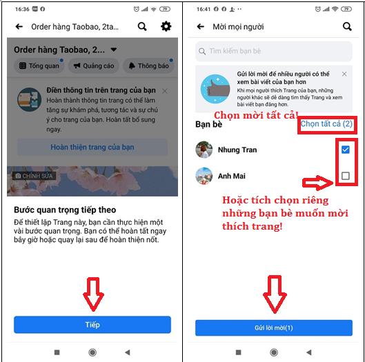 cách tạo fanpage facebook