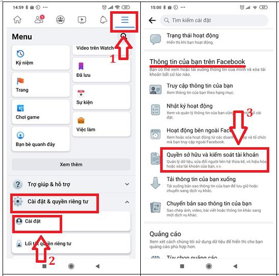 Cách xóa tài khoản facebook vĩnh viễn trên điện thoại và trên máy tính năm 2021 Xoa-tai-khoan-facebook-1